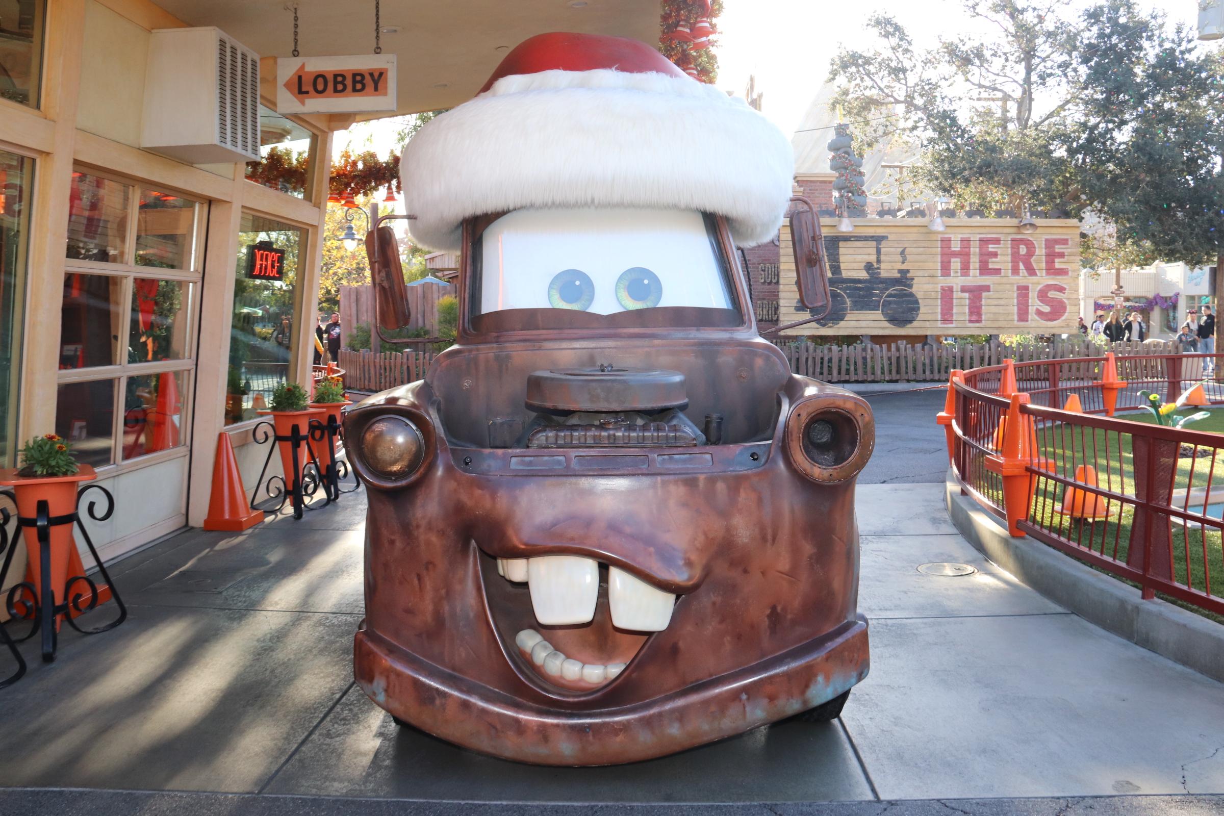Santa Hat Mater