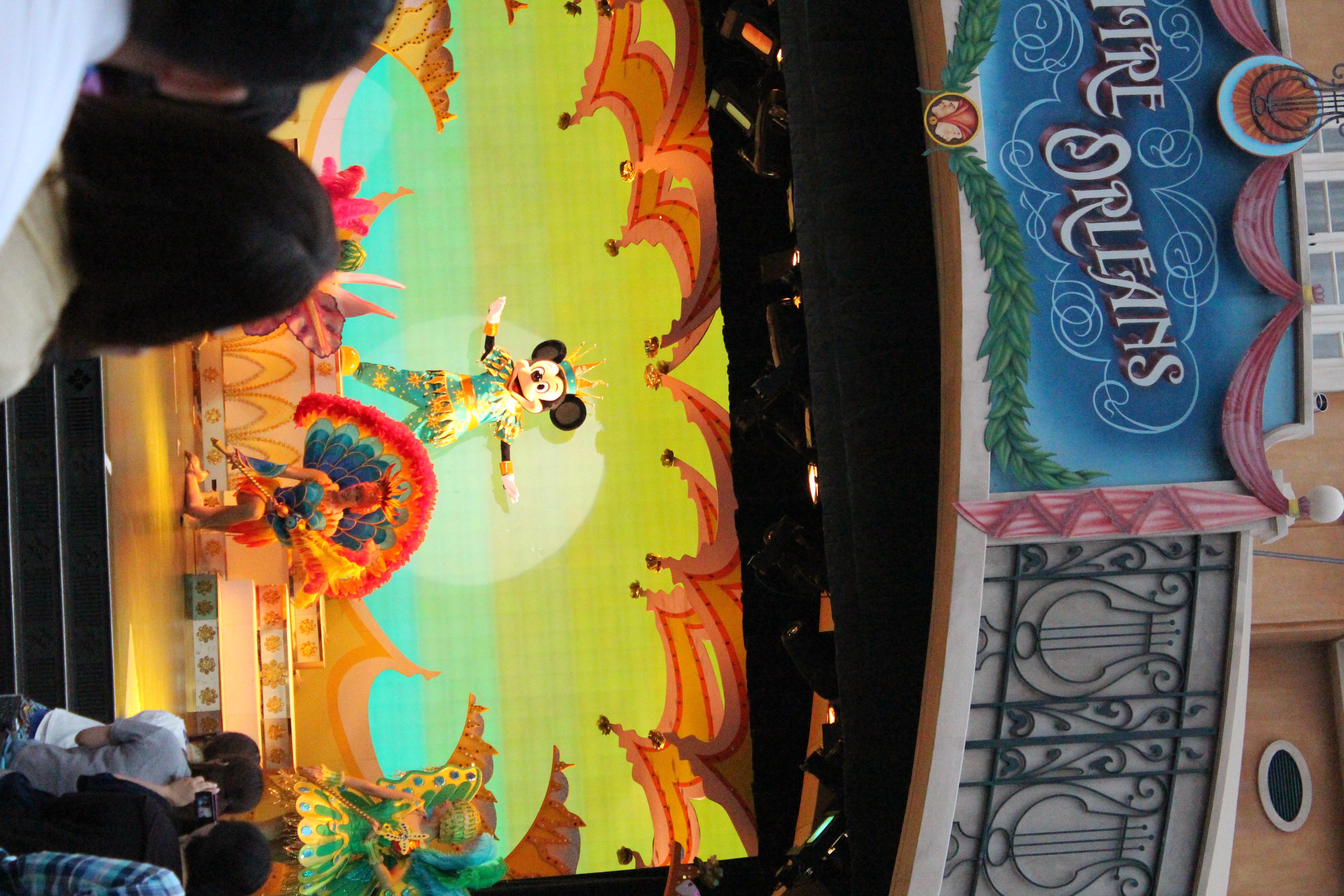 Mid Show Mickey