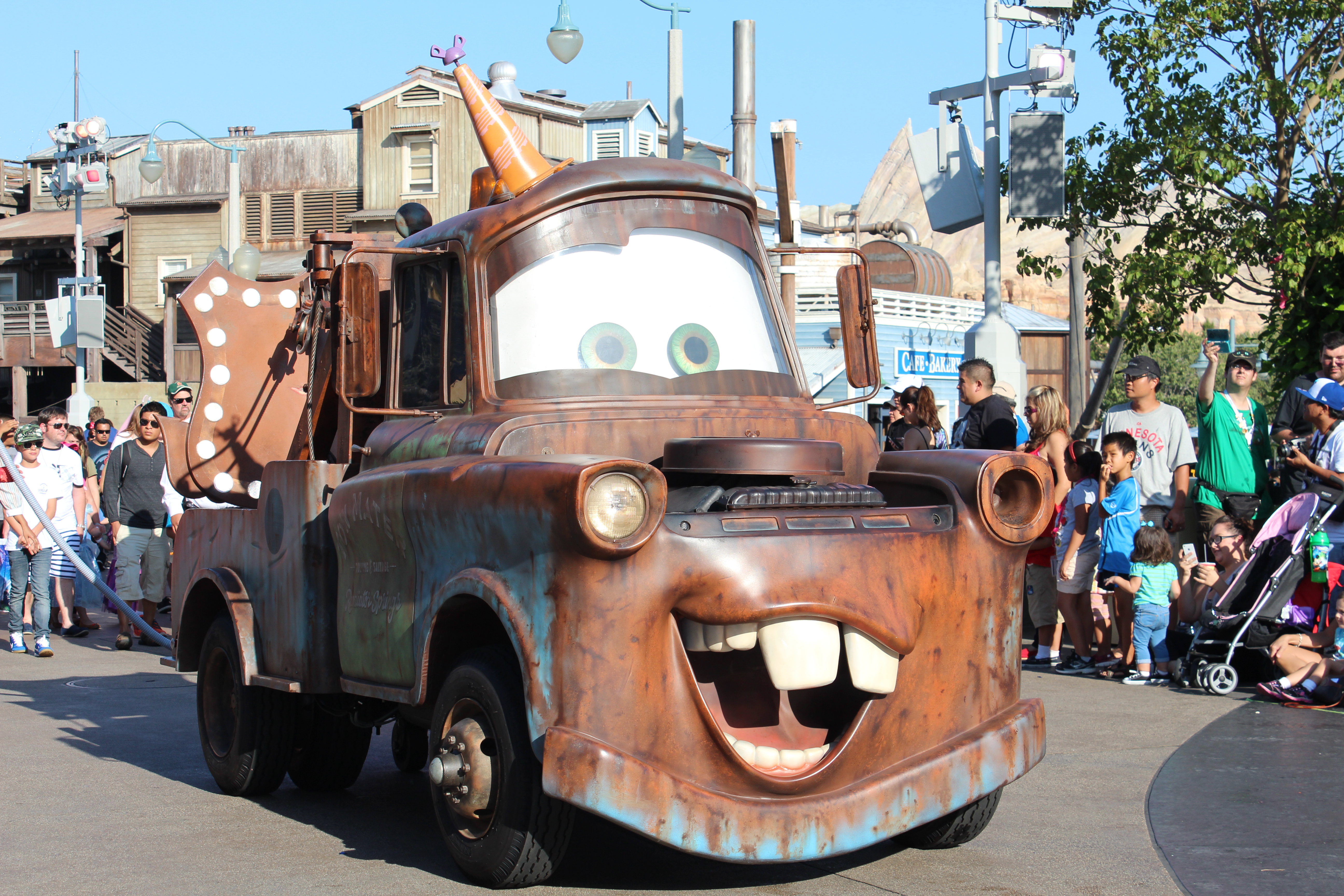 Party Hat Mater