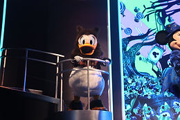 Mickey's Trick or Treat Dance Party Show