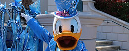 Grand Celebration Mickey and friends