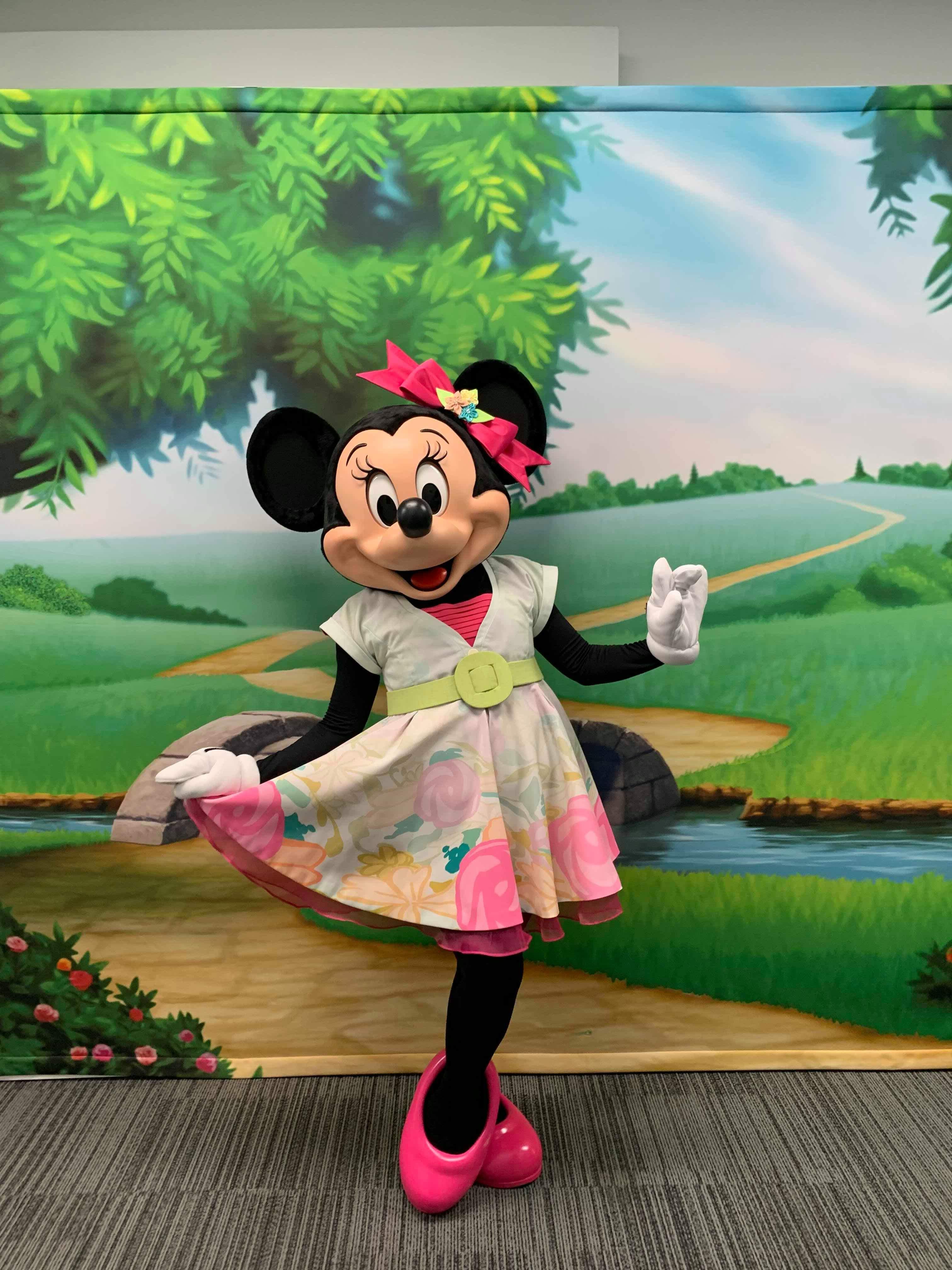 No Jacket Minnie