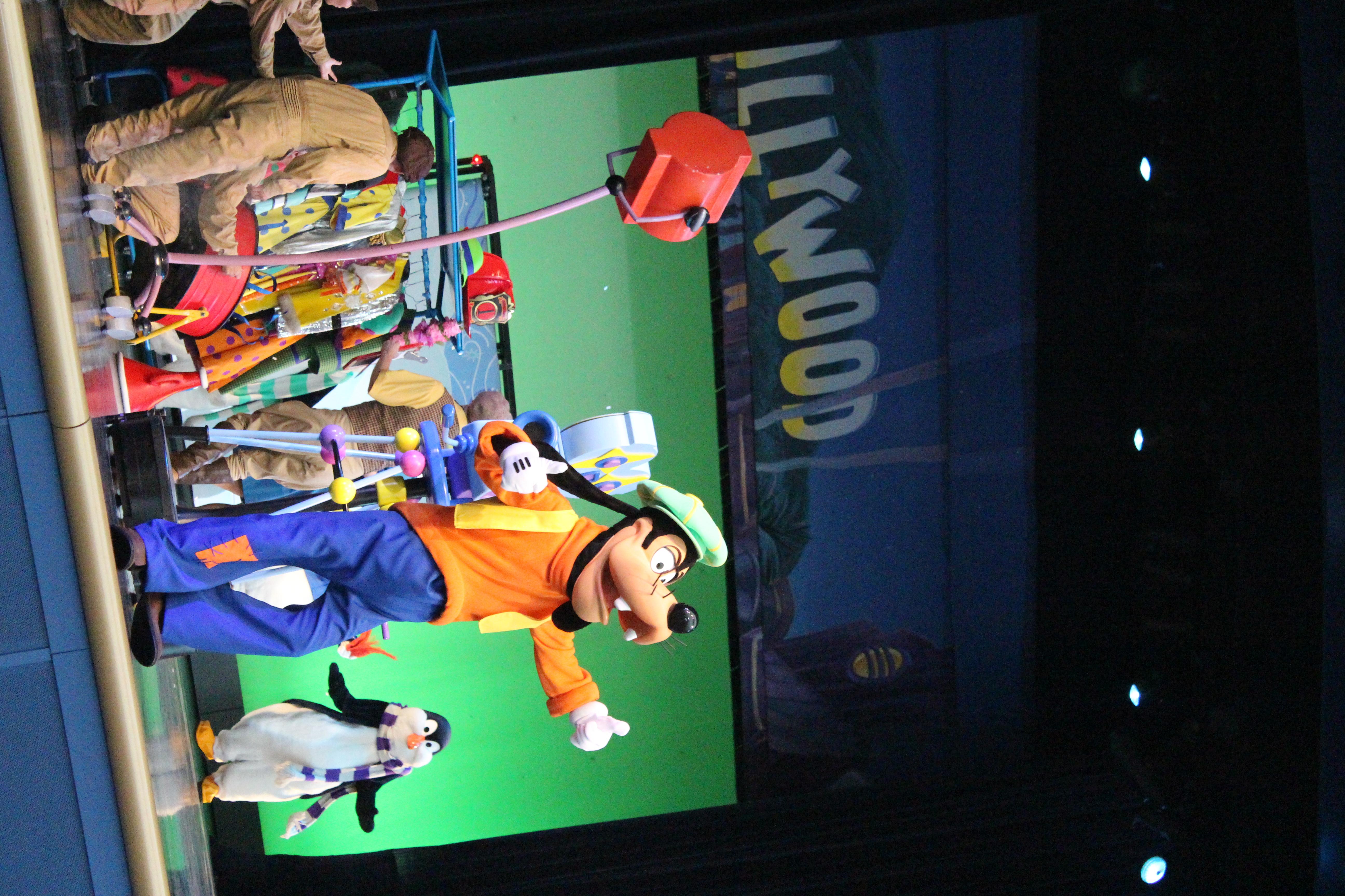 Director Goofy