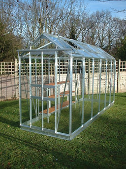 greenhouse installer north wales
