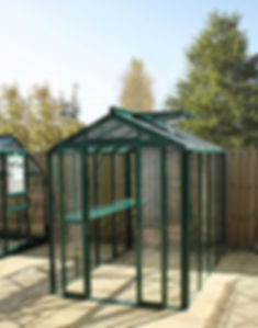 greenhouse installation west midlands