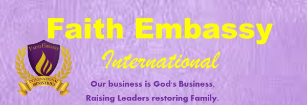 Welcome to Faith Embassy