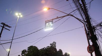 Placa Iluminadora de travessia TC