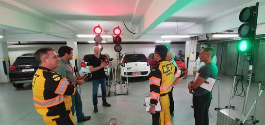 Workshop SSAVE Semáforo Portátil CET/SP