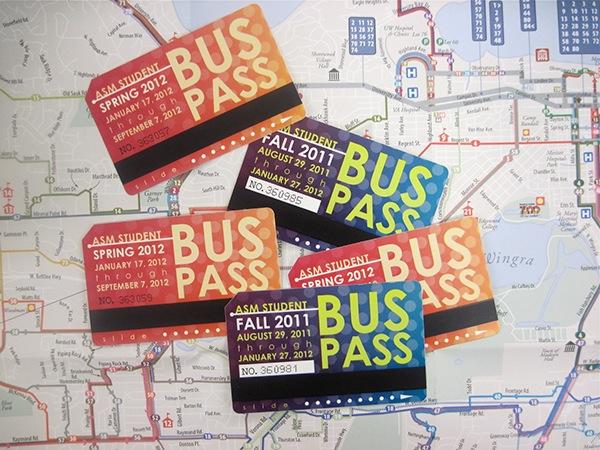 ASM Student Bus Pass_Lauren McClone