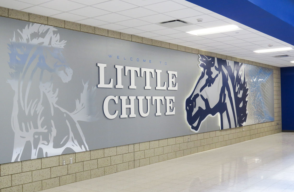 LITTLE CHUTE AREA SCHOOL DISTRICT