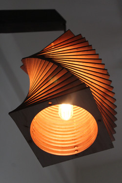Brittany lamp