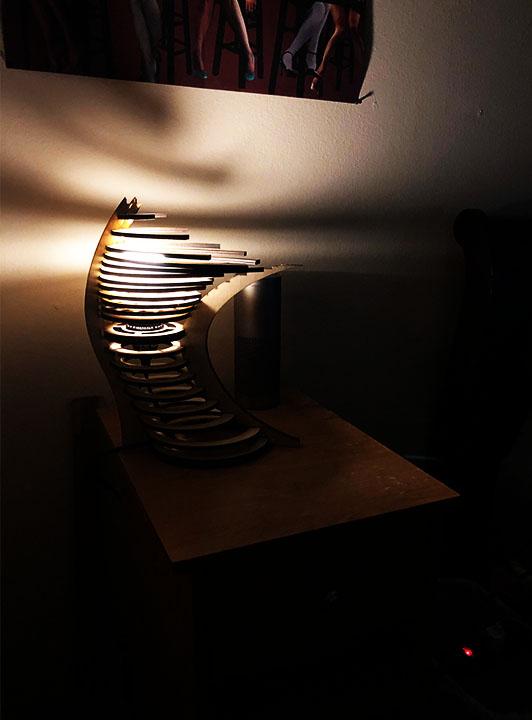 Logan lamp