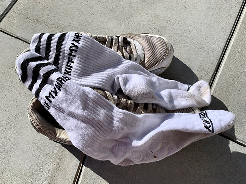 Worn kiffeur corporation socks