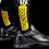 "Thumbnail: addiction socks ""classic gold"""