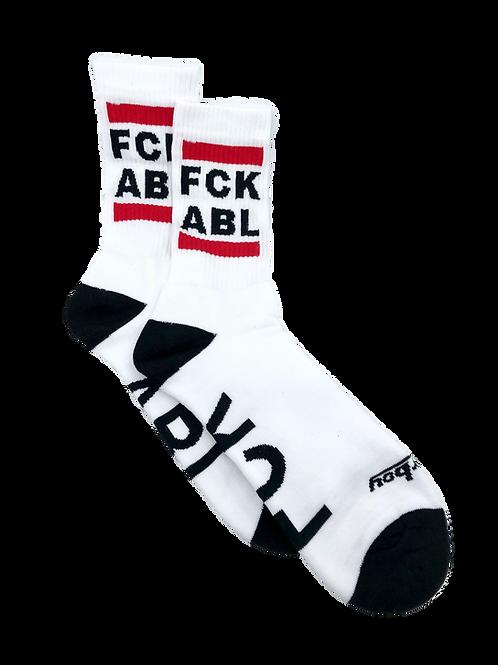 Chaussettes Sk8erboy FCK ABL