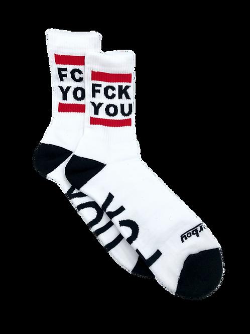 Sk8erboy FCK YOU Socks