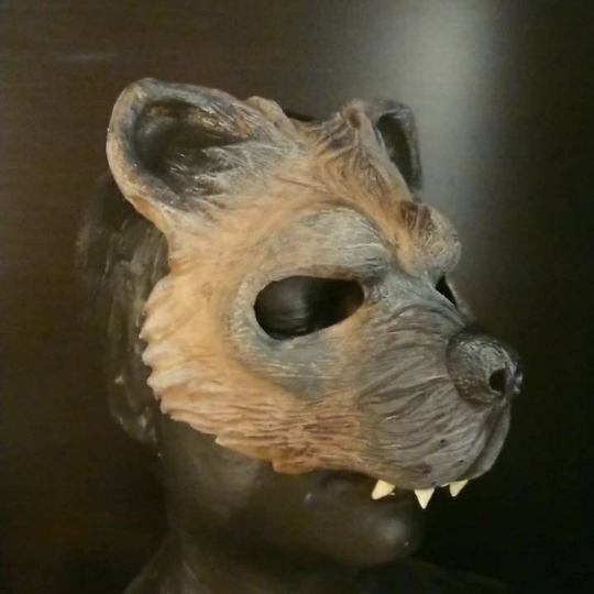 Gnoll/Dog mask