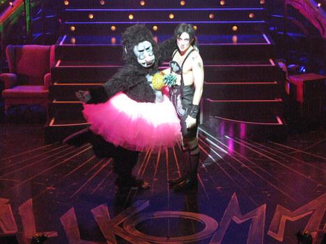 'Her' Gorilla Costume
