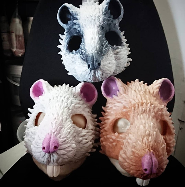 Rat masks
