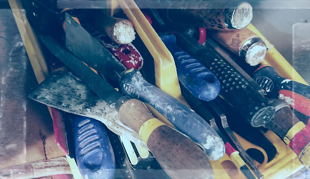 Messy tools