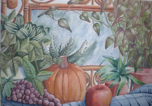 Art Still Life Painting