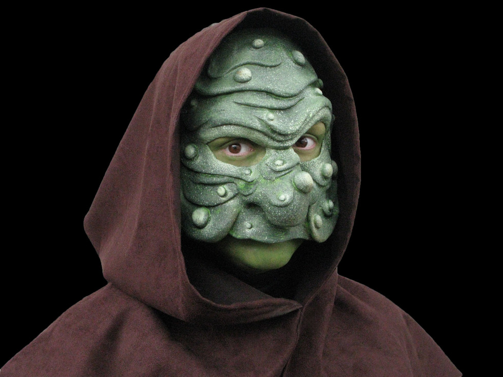 Latex troll Mask