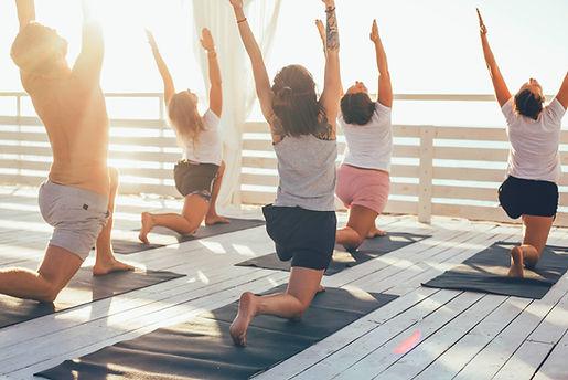 Yoga no Deck