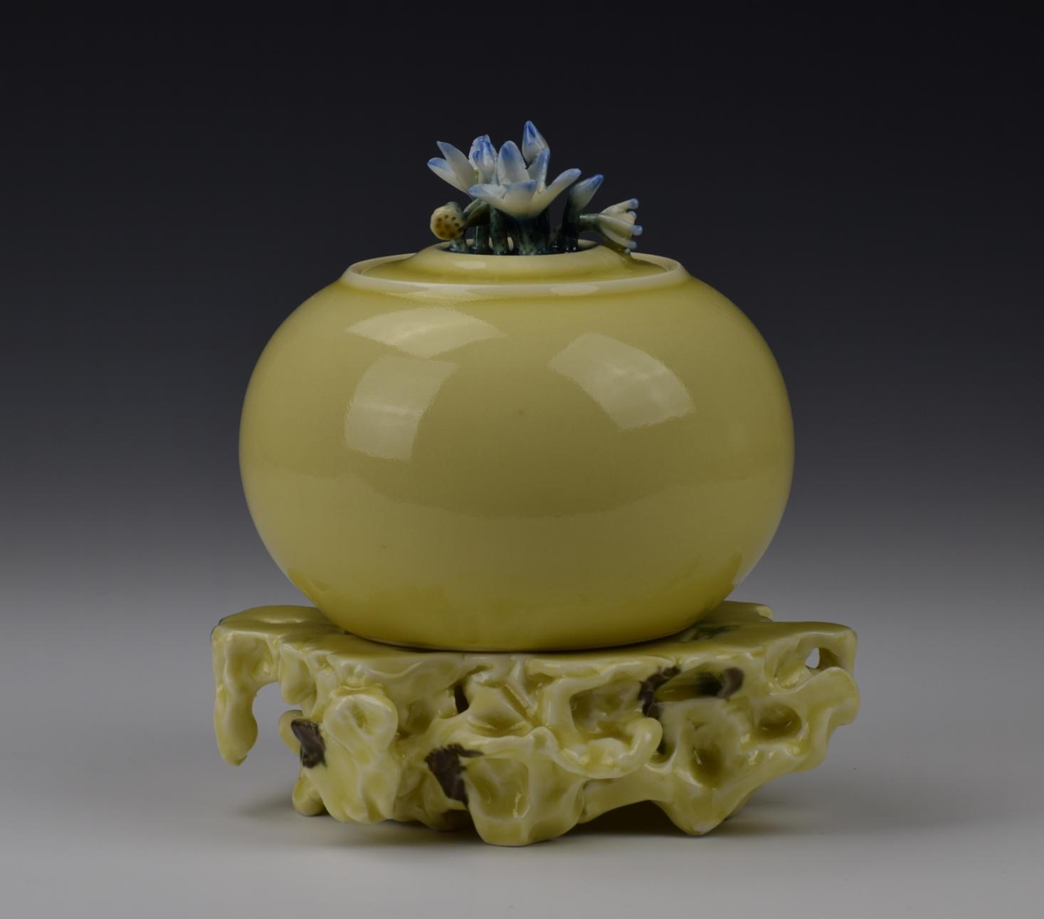 #3 Blue Lotus