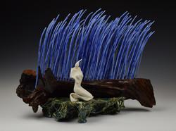 #15 Gentle Wind (blue)