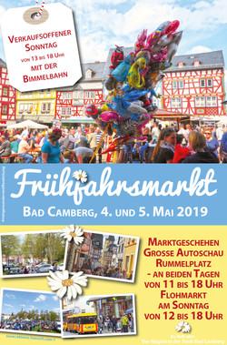 Frühjahrsmarkt 2019