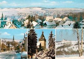 Schnee-Impressionen ❄️