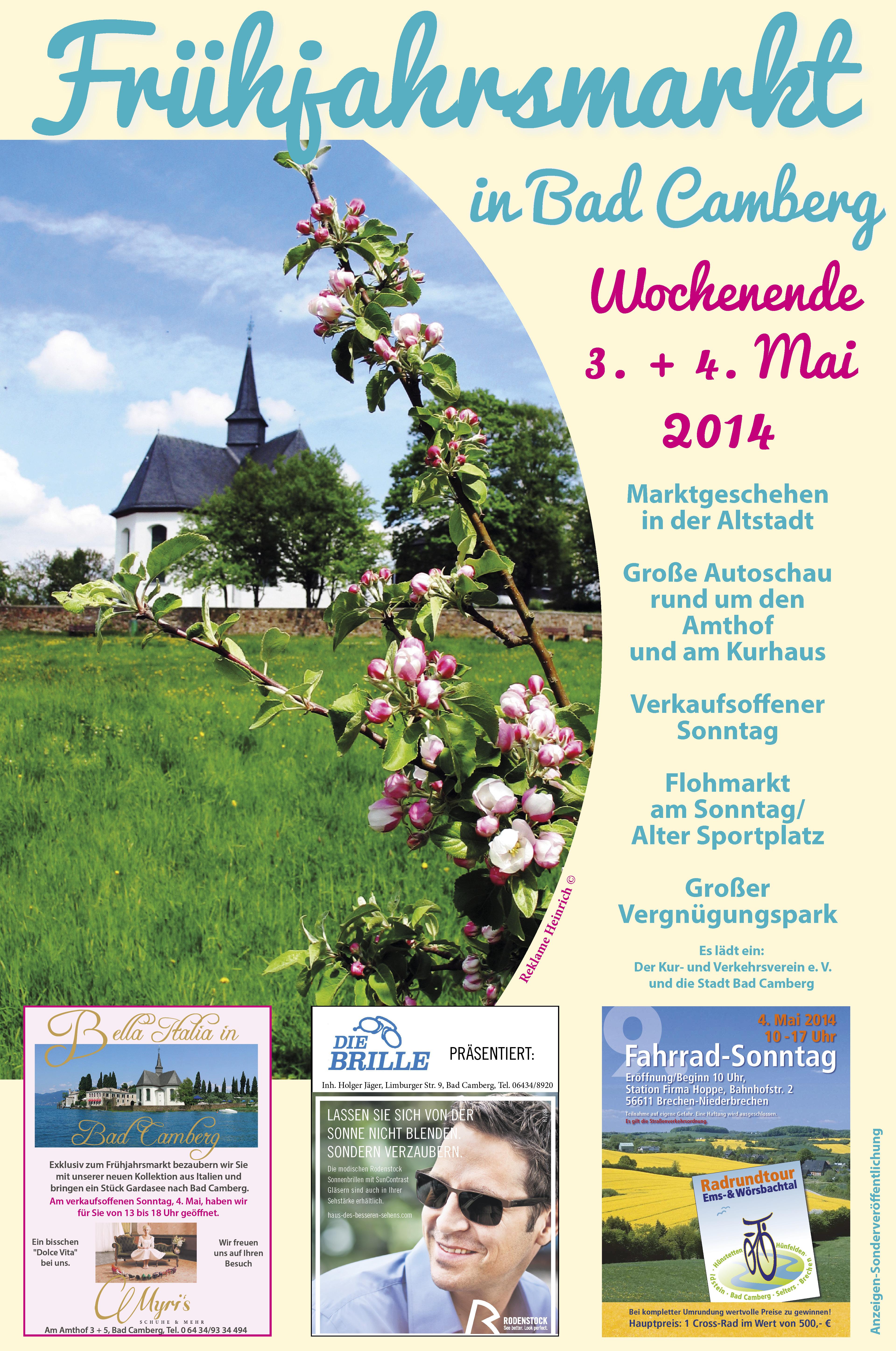 Frühjahrsmarkt 2014