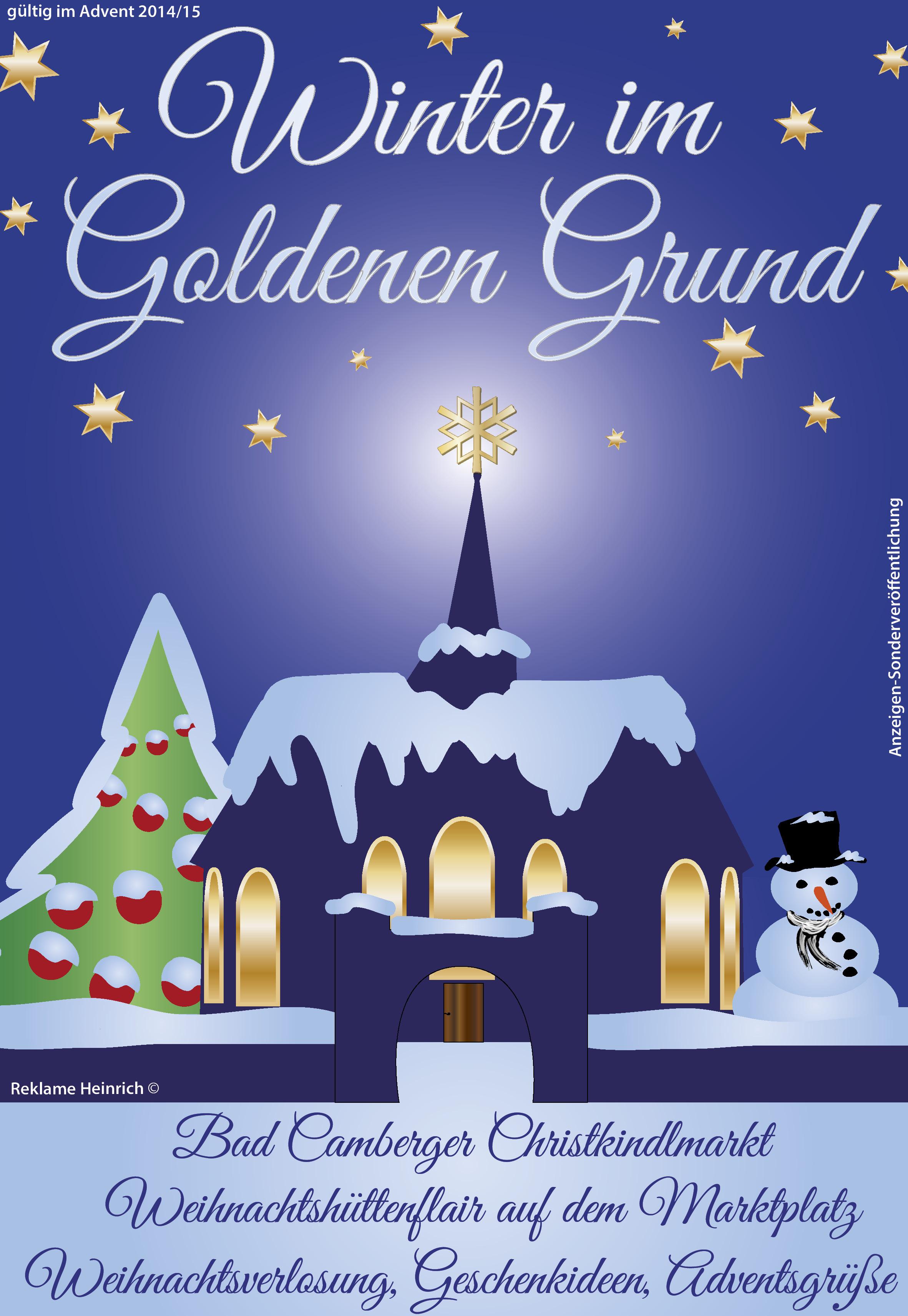 Winter im Goldenen Grund 2014