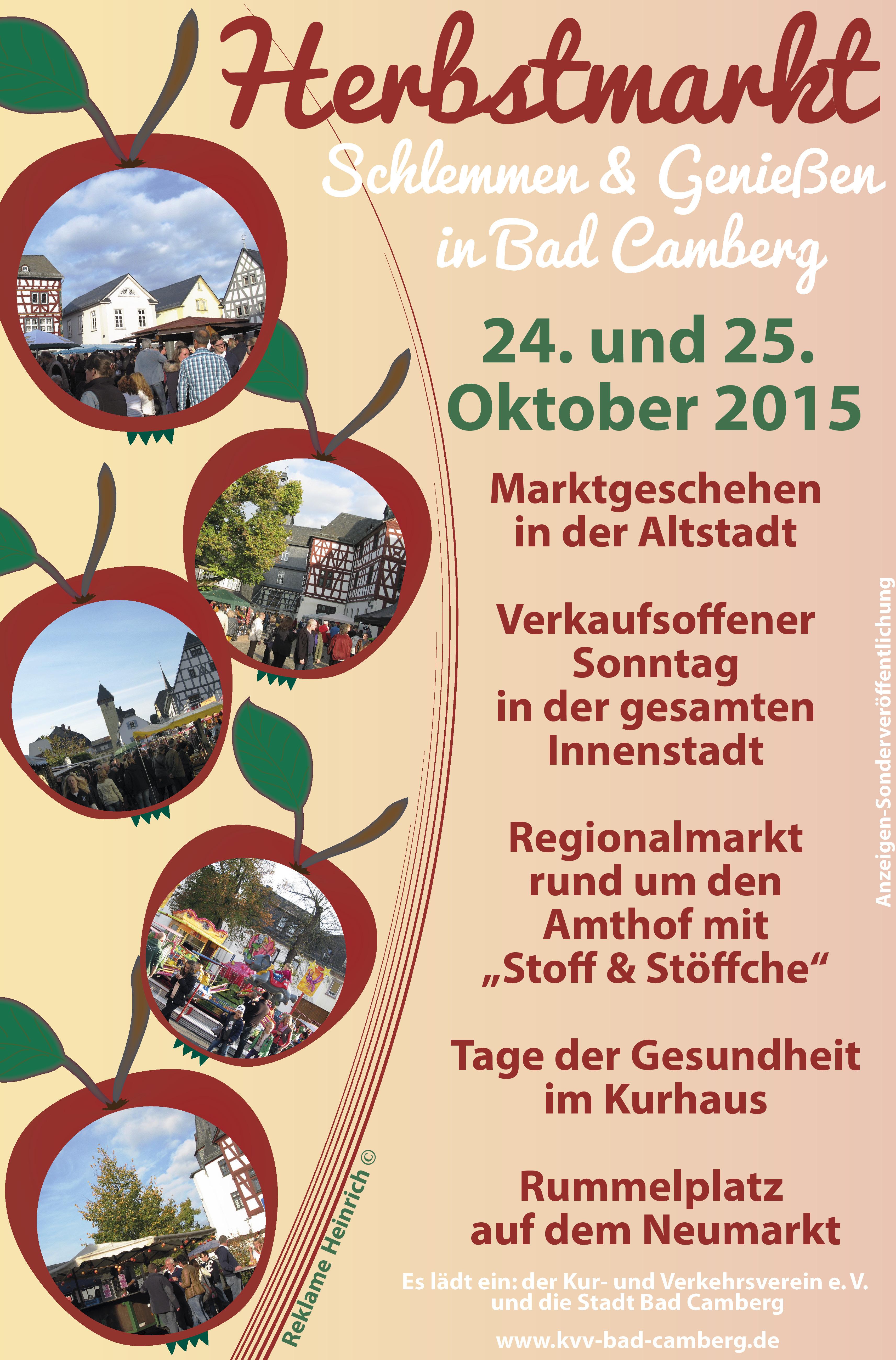 Herbstmarkt 2015