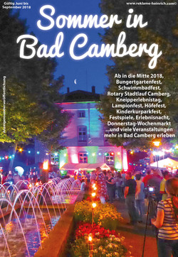 Sommer in Bad Camberg