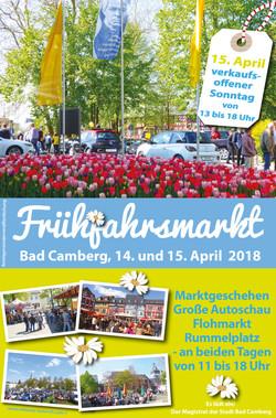 Frühjahrsmarkt 2018