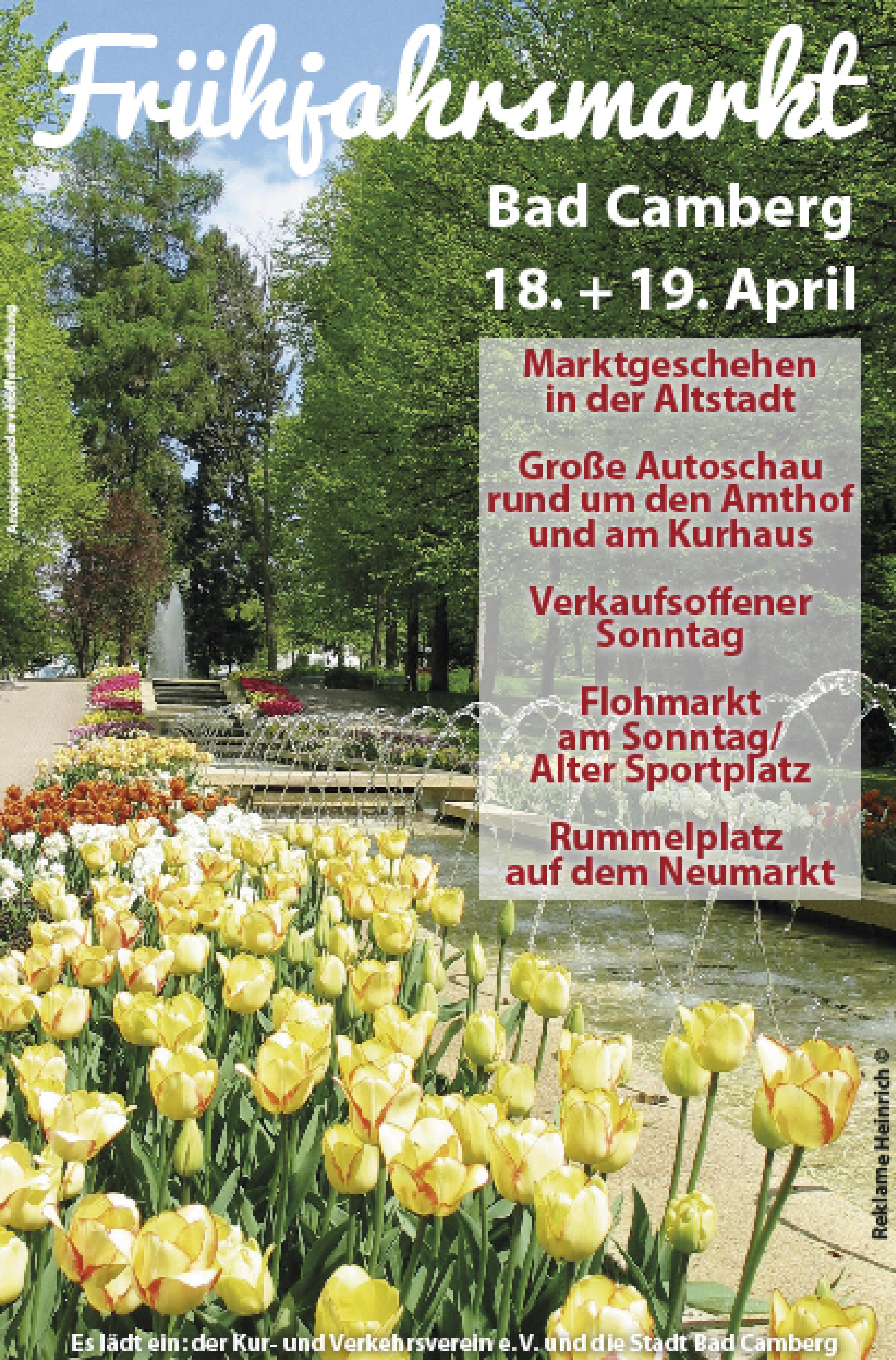 Frühjahrsmarkt 2015