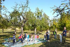 Kinder-Apfelwoche