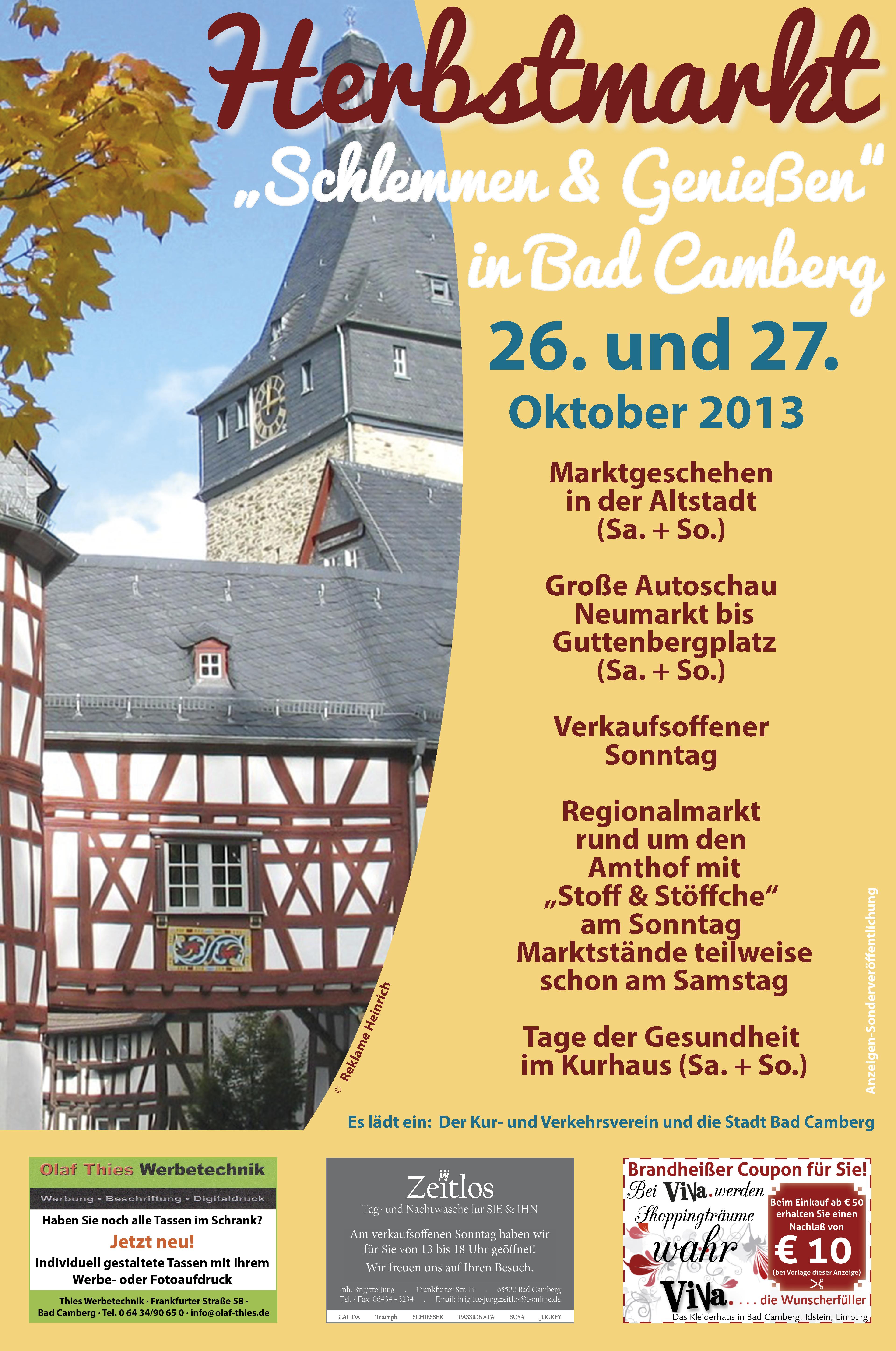 Herbstmarkt 2013