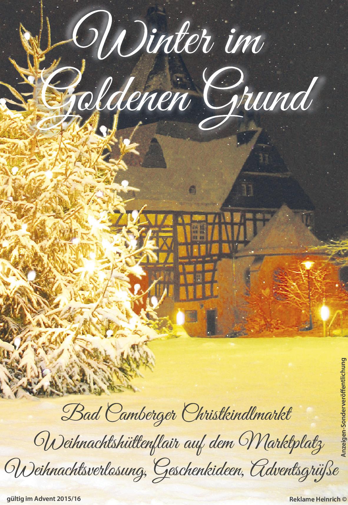Winter im Goldenen Grund 2015