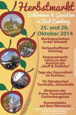 Herbstmarkt 2014