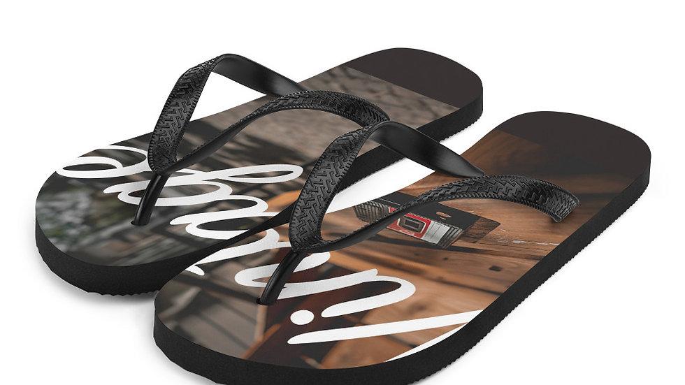 Retiree 7 Summer Vintage Sandals Unisex