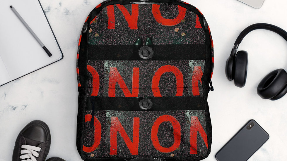 O NO Backpack