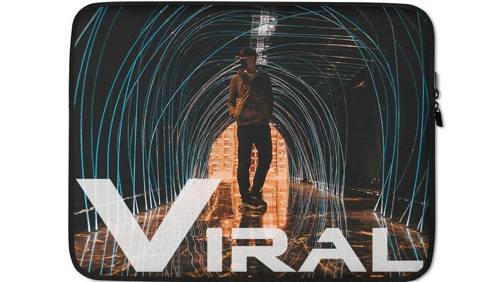 Digital Music Industry Laptop Sleeves