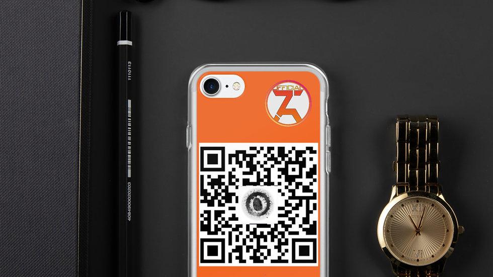 AR QR Code iPhone Case