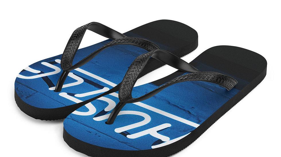 Retiree 7 Summer Hustle Sandals Unisex