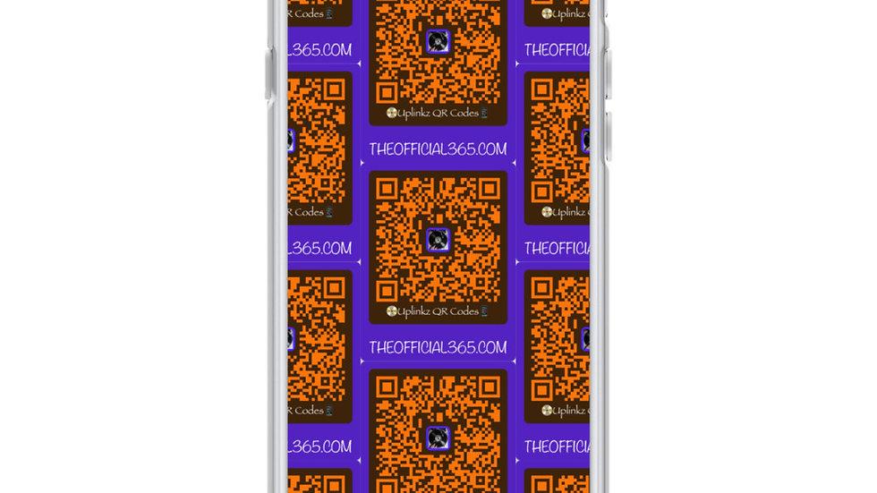 Uplinkz QR Code IPhone Case