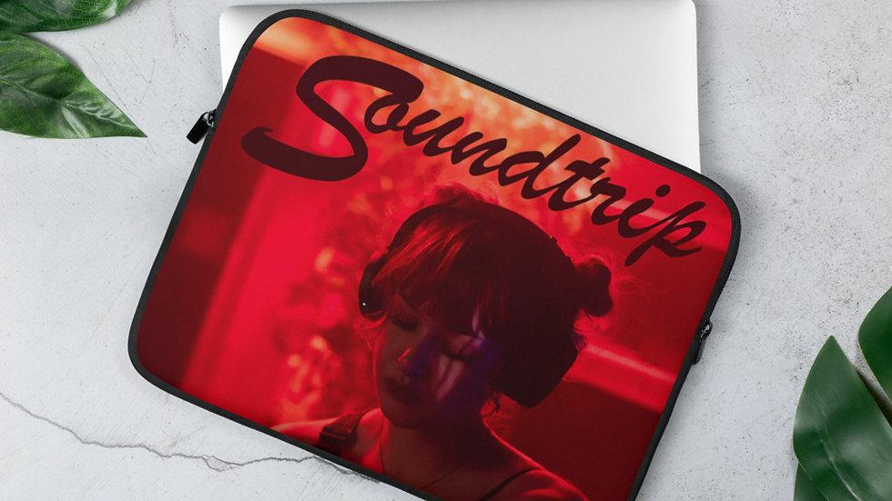 Soundtrip Laptop Sleeve