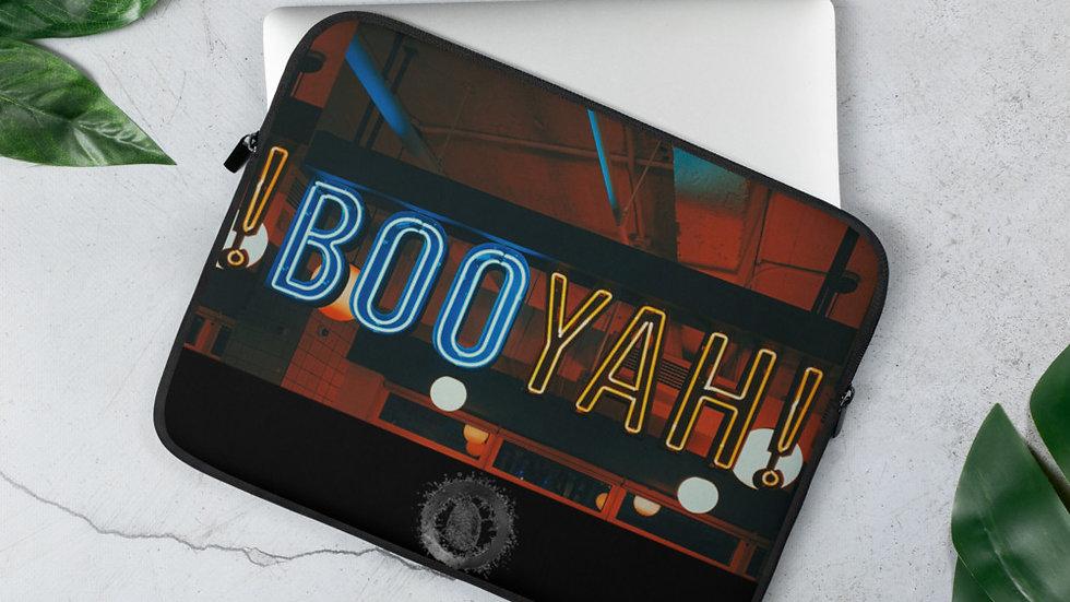BOO YAH Laptop Sleeve