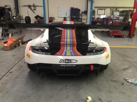 AHG Aston Martin